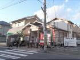 郵便局 京都山科川田郵便局