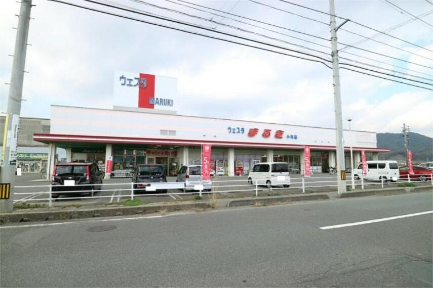 スーパー ウェスタまるき 下関小月店