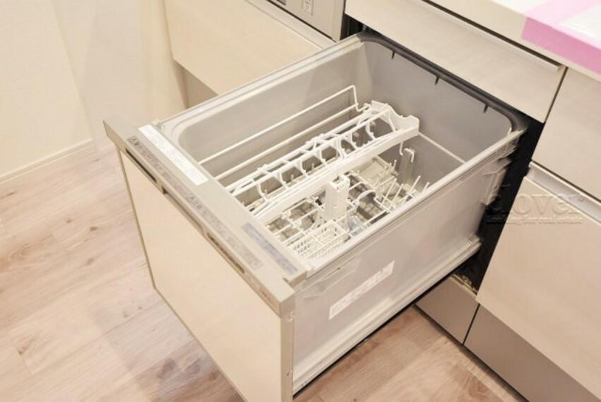 キッチン 食器洗浄乾燥機