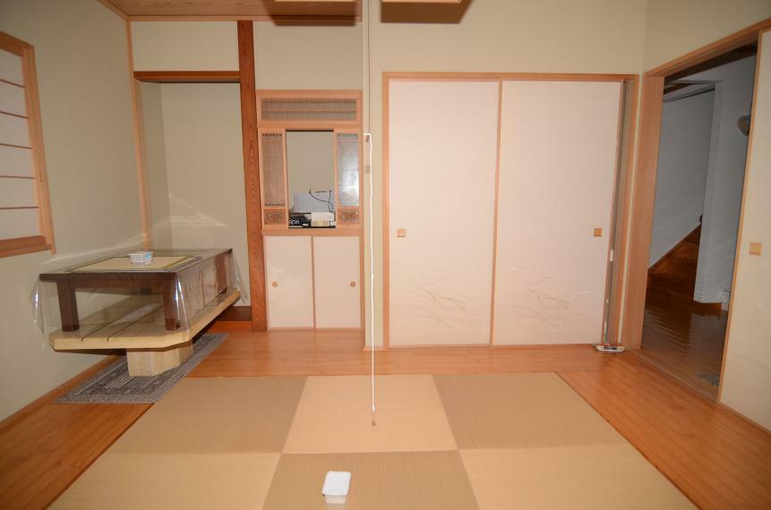 和室 1階和室