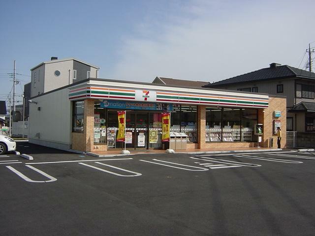 コンビニ セブンイレブン小山喜沢店
