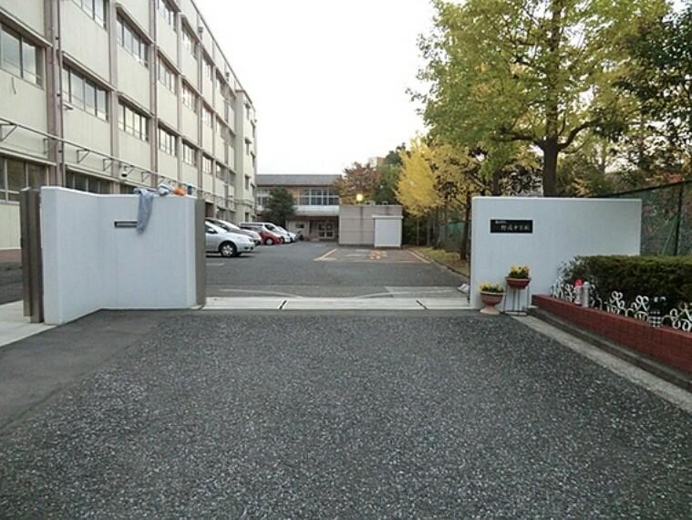 中学校 横浜市立野庭中学校 徒歩5分(約350m)
