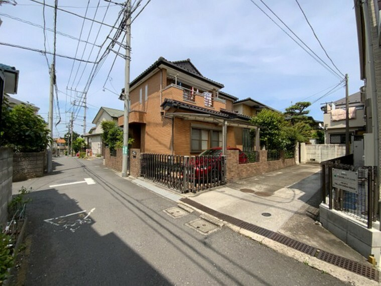 外観写真 最寄り駅、京王線「東府中」駅まで徒歩4分です。