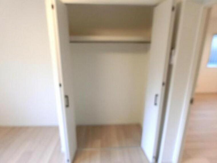 収納 収納付きでお部屋の空間を有効活用できます。