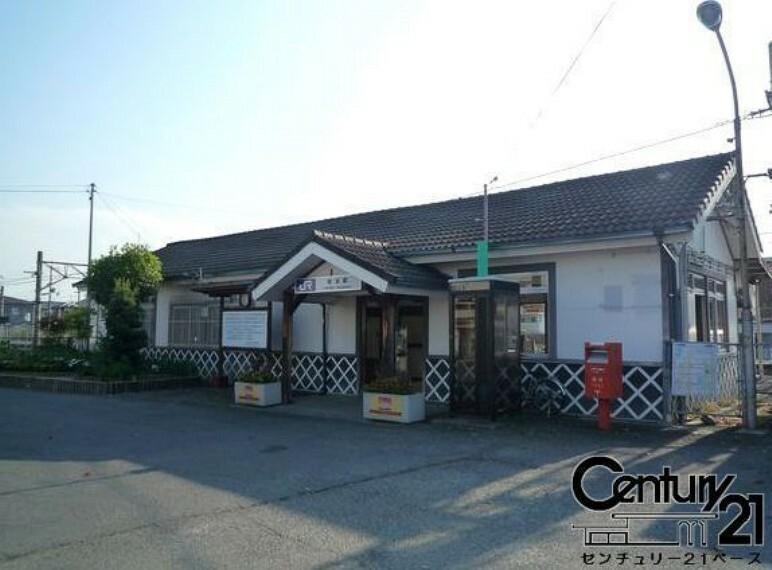 柳本駅(JR 桜井線)