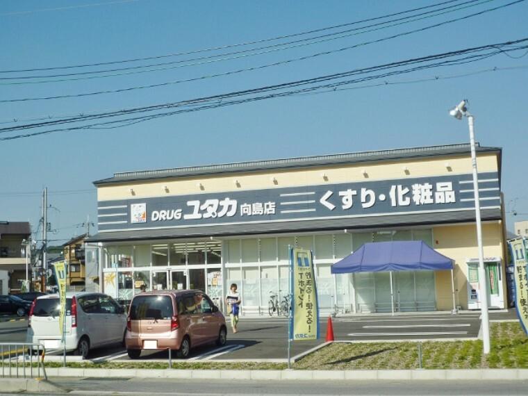ドラッグストア 【ドラッグストア】ドラッグユタカ向島店まで1600m