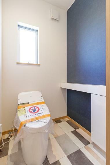 トイレ ウォシュレットやリモコンが標準装備 お手入れ楽々なトイレ