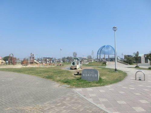 公園 三島楊子公園まで796m 馬込川の川沿いに位置する開放的な雰囲気の公園。広々として見通しが良い上、遊具の種類も豊富です。遊具だけでなく、虫取り、お散歩、広場でのかけっこなど、幅広い年齢層が楽しめる公園です。