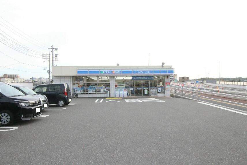 コンビニ ローソン 下関川中本町店