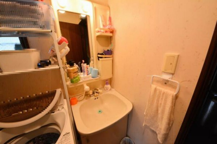 洗面化粧台