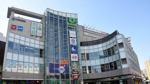ショッピングセンター ボーノ相模大野