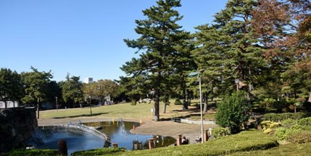 公園 相模大野中央公園