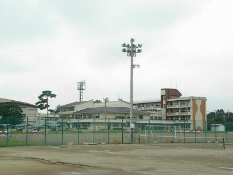 中学校 清原中学校
