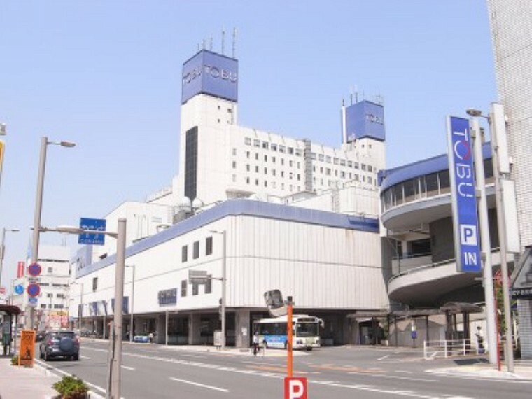 TOBU宇都宮百貨店 ・東武宇都宮駅