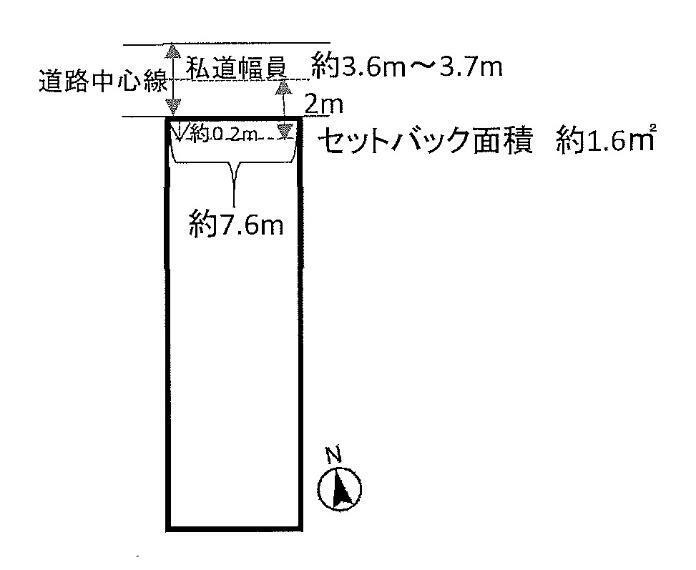区画図 約40坪