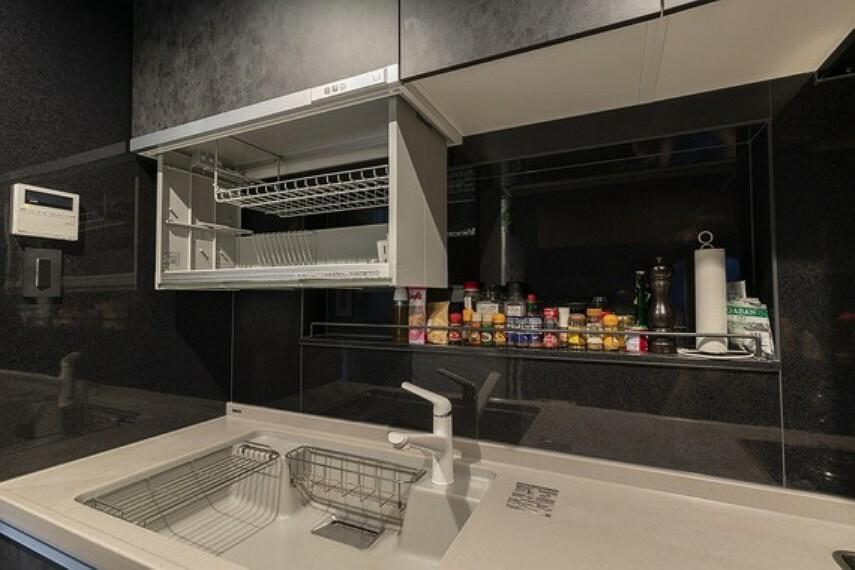 キッチン スタイリッシュなキッチン。