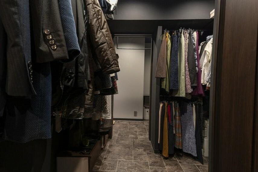 収納 収納スペースがあることで、お部屋を有効活用できますね。