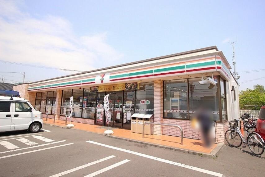 コンビニ セブンイレブン竜南一丁目店
