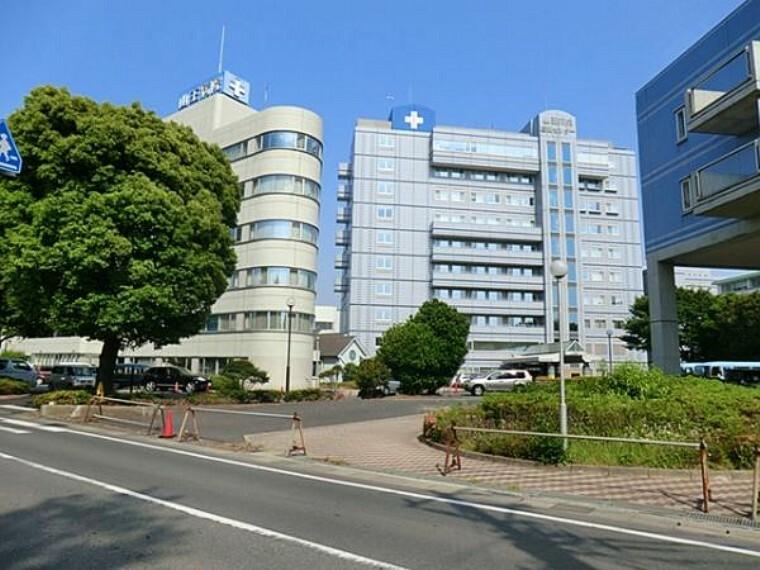 病院 山王病院(稲毛区)2080m