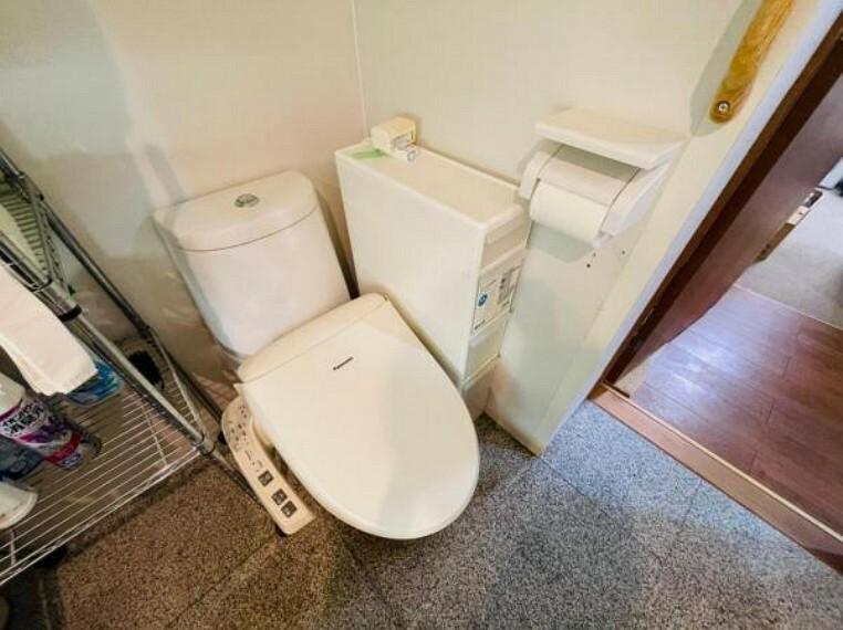 トイレ 〇温水洗浄便座〇