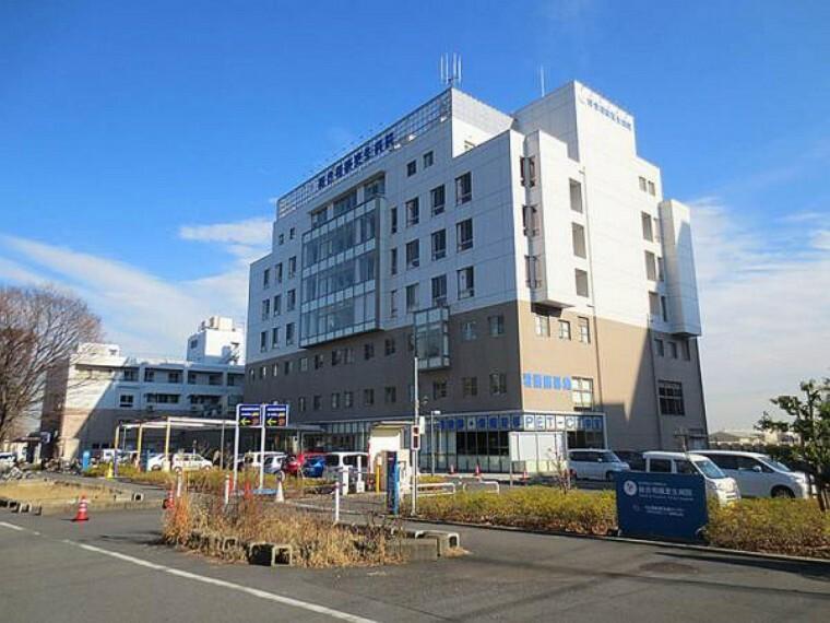 病院 総合相模更生病院