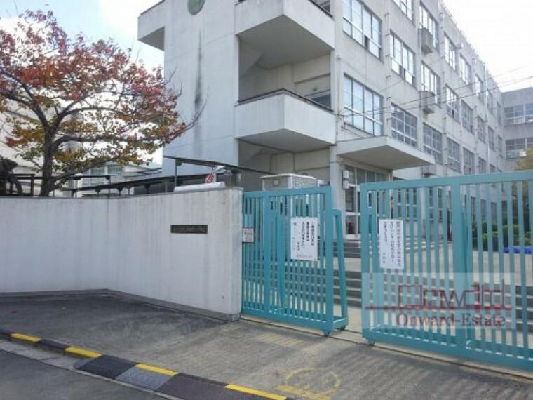 小学校 【小学校】東大阪市立英田南小学校まで690m