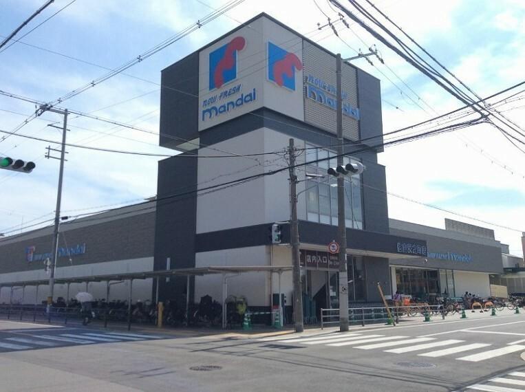 スーパー 万代 住吉沢之町店