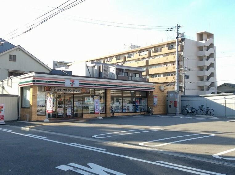 コンビニ セブン‐イレブン 大阪沢之町2丁目店