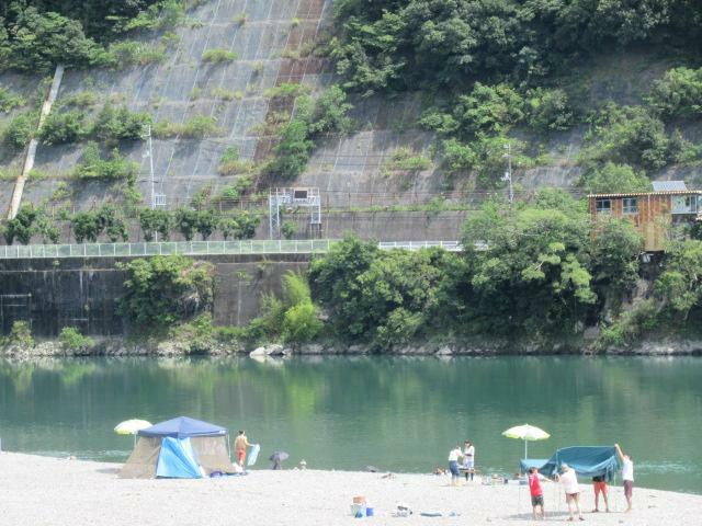 加田キャンプ場
