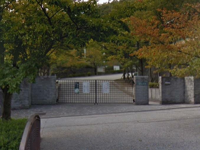 中学校 京都市立大枝中学校