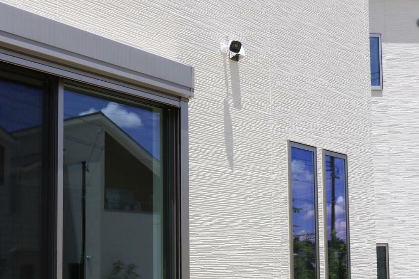 防犯設備 セキュリティカメラ