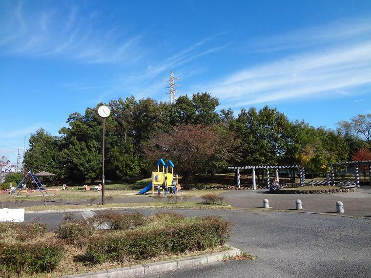 公園 勅使ヶ池緑地