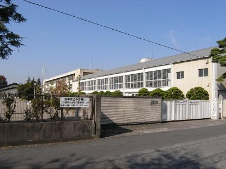 中学校 陽北中学校