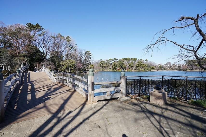 公園 洗足池公園