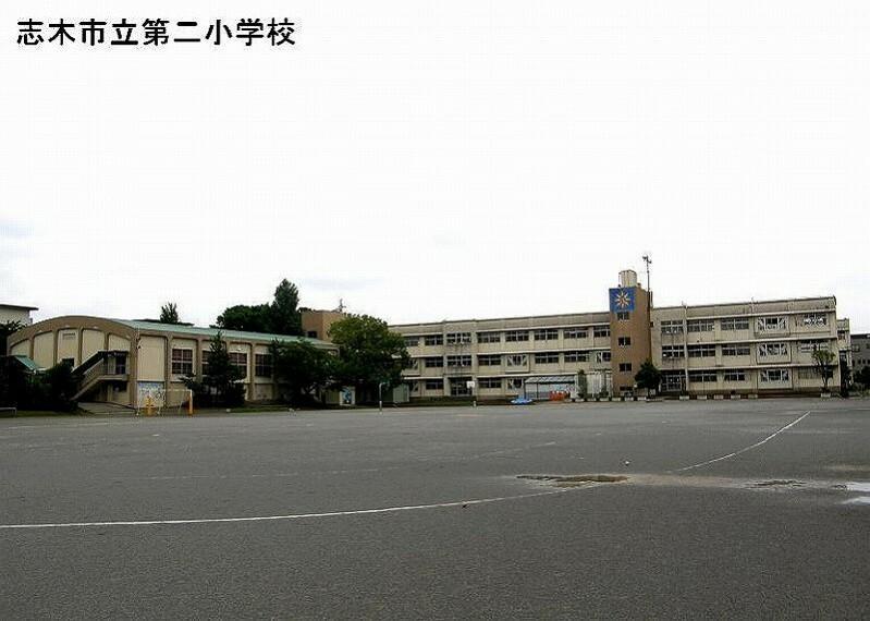 小学校 【小学校】志木市立志木第二小学校まで341m
