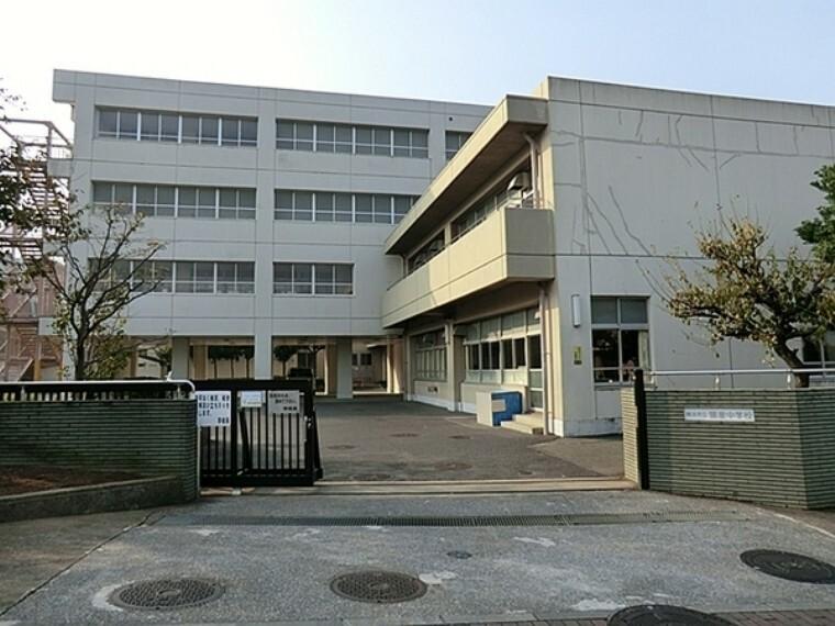 中学校 横浜市立領家中学校 学校教育目標「築こう、磨こう、きり拓こう」豊かなかかわりをつくる力を高めます