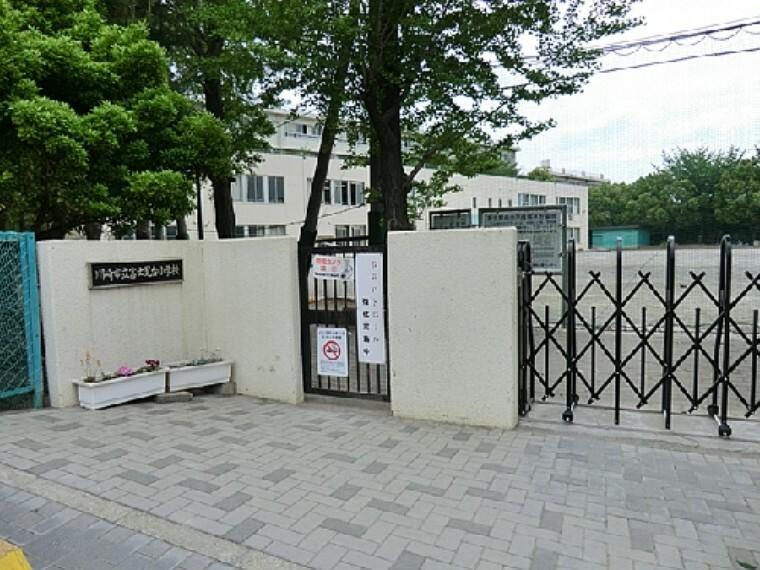 小学校 富士見台小学校(富士見台小学校まで徒歩5分です)