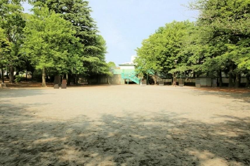 公園 宮前平公園(宮前平公園まで徒歩5分です)