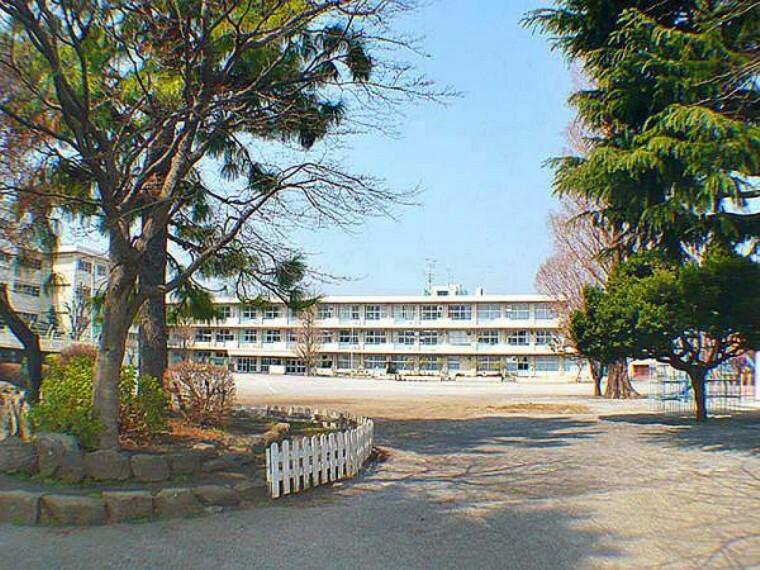 小学校 町田第三小学校