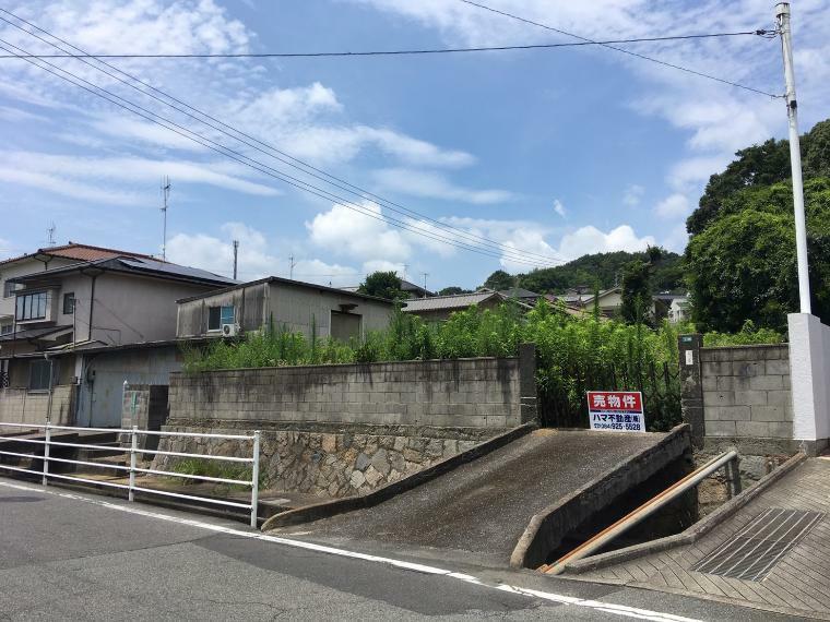 現況写真 JR福山駅より車で徒歩約3分とアクセス良好。