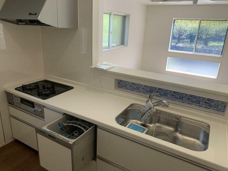 キッチン 2020.10.2撮影(食器洗浄乾燥機)