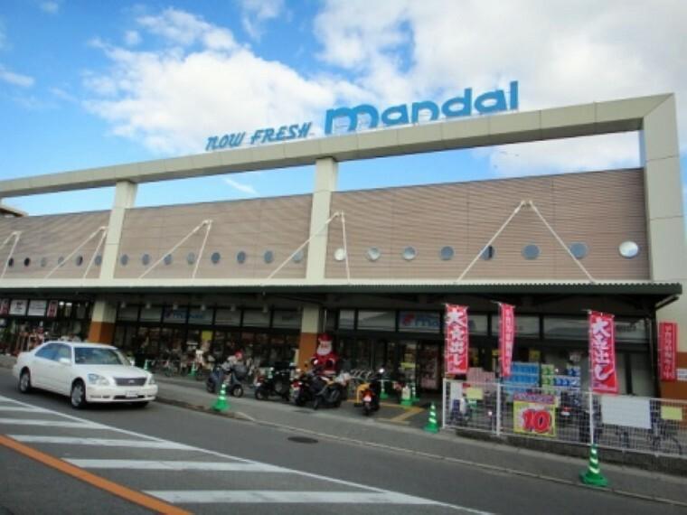 スーパー 【スーパー】万代中筋店まで334m