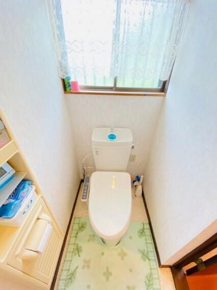 トイレ 2階トイレ。