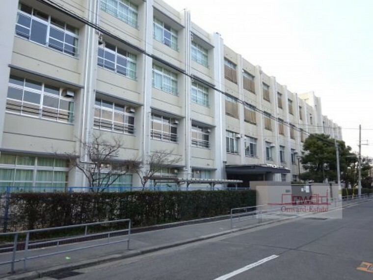 中学校 【中学校】大阪市立 今市中学校まで750m