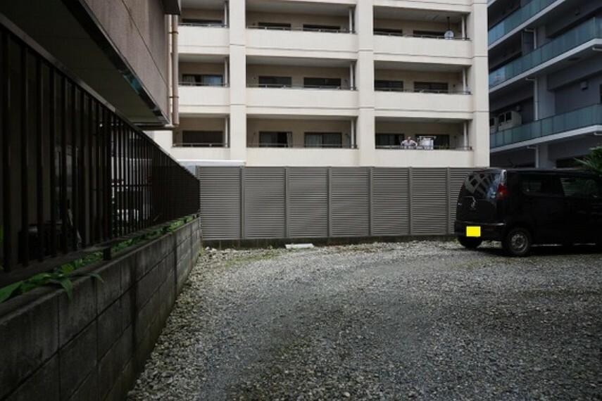 現況写真 2路線2駅徒歩圏内の立地です。