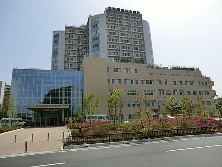 病院 湘南鎌倉総合病院 日本医療機能評価機構認定施設。外国語対応可。