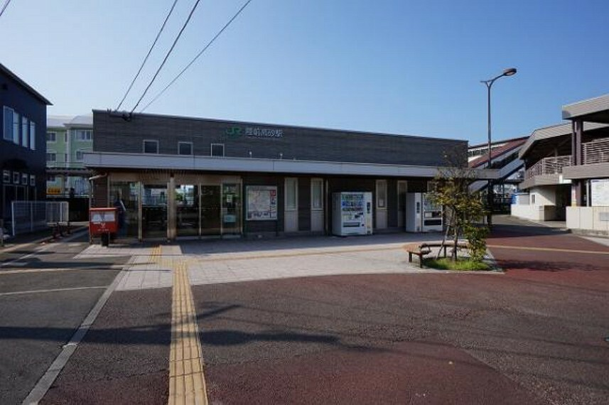 JR仙石線「陸前高砂」駅