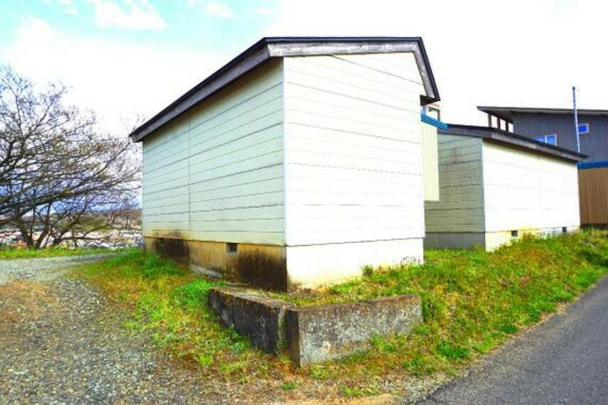 現況写真 東北本線「本宮」駅徒歩圏内です。