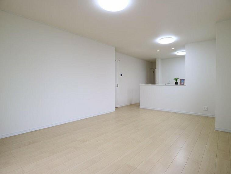 居間・リビング ~living room~  家族団らんの時間も増えそうなくつろぎのLDK
