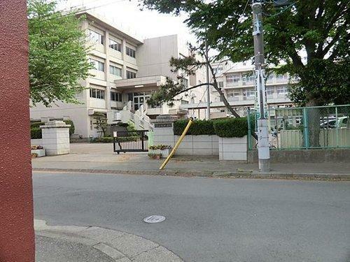 中学校 所沢市立安松中学校